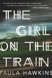 Girl on the Train book cover